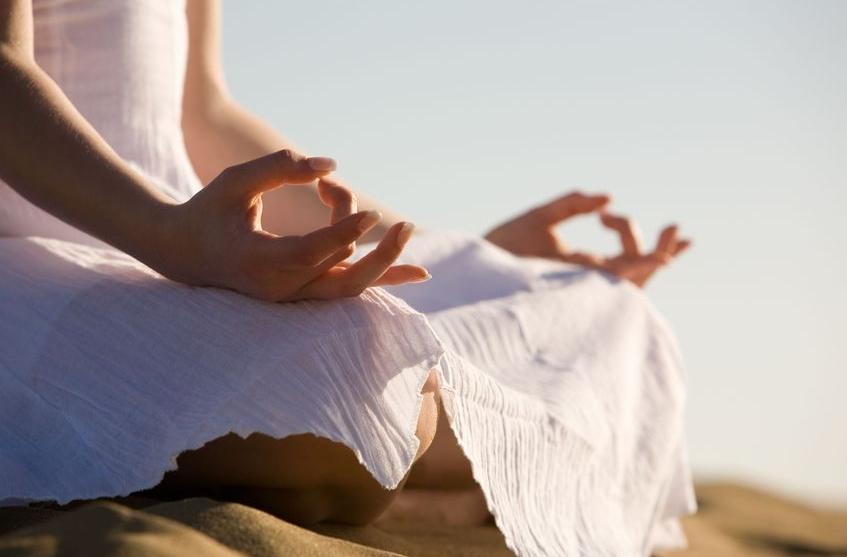 Meditatie tegen stress